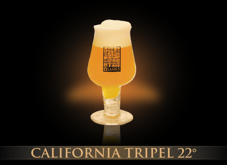 California Tripel 22°