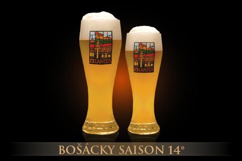 Bošácky Saison 14°