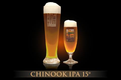 Chinook IPA 15°