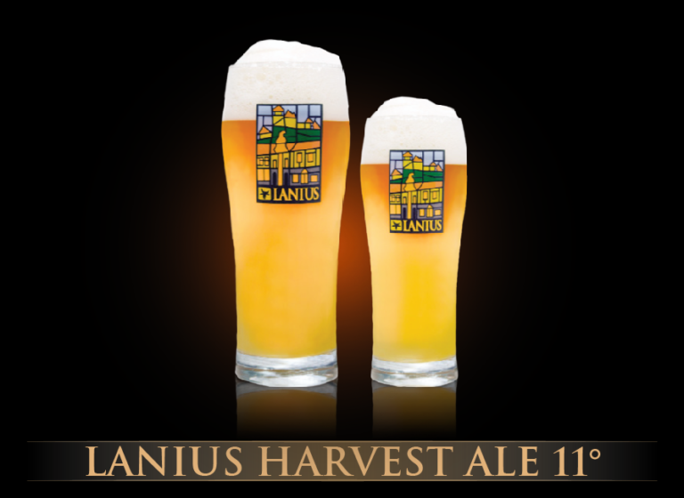 Lanius Harvest Ale 11°