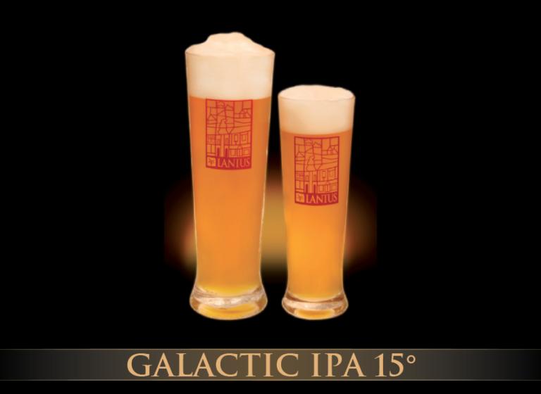 Galactic IPA 15°