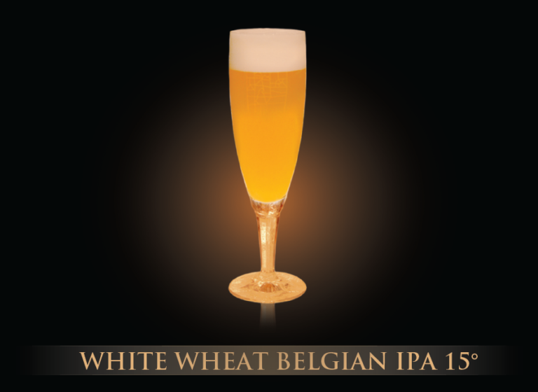 White Wheat Belg. Ipa 15°