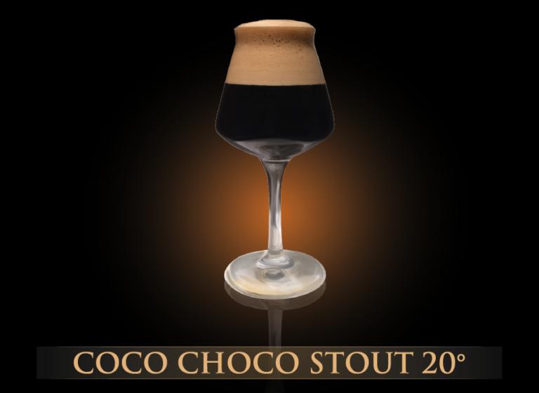 Coco Choco Stout 20°