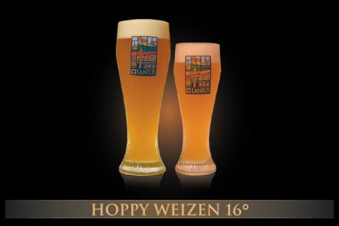 Hoppy Weizen 16°