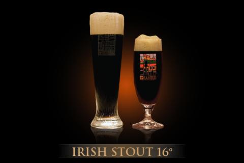 Irish Stout 16°