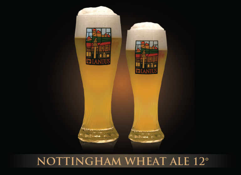 Nottingham Wheat Ale 12°