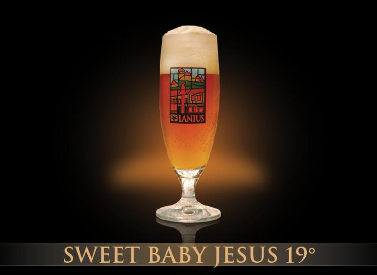 Sweet Baby Jesus 19° (2016)