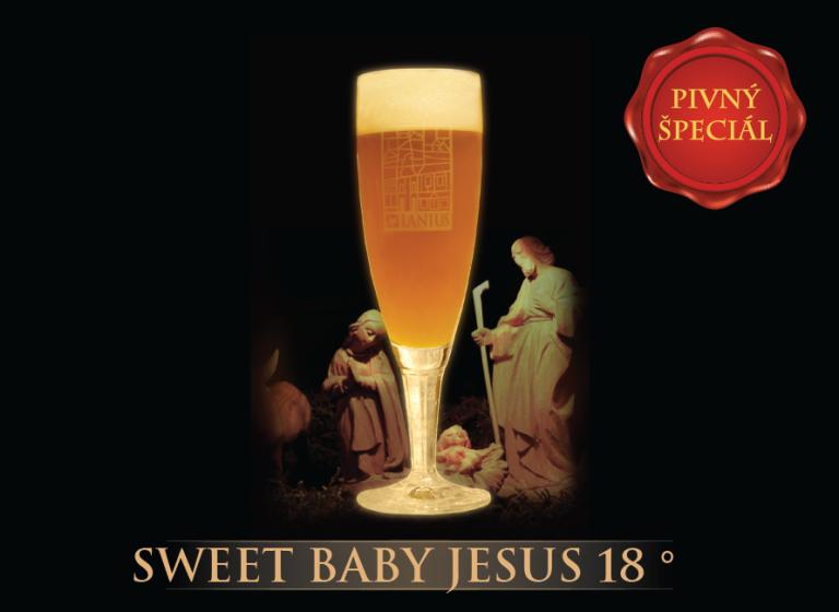 Swet Baby Jesus 18°