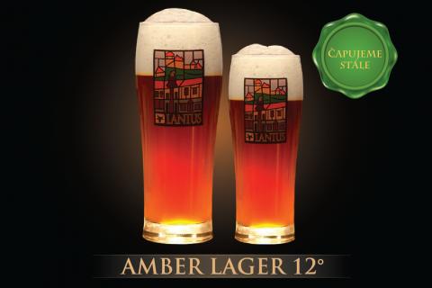 Amber Lager 12°