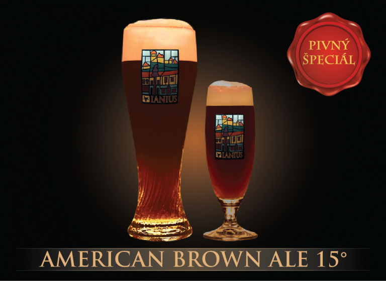 American Brown Ale 15°