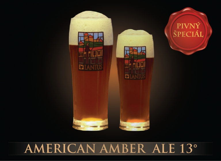American Amber Ale 13°