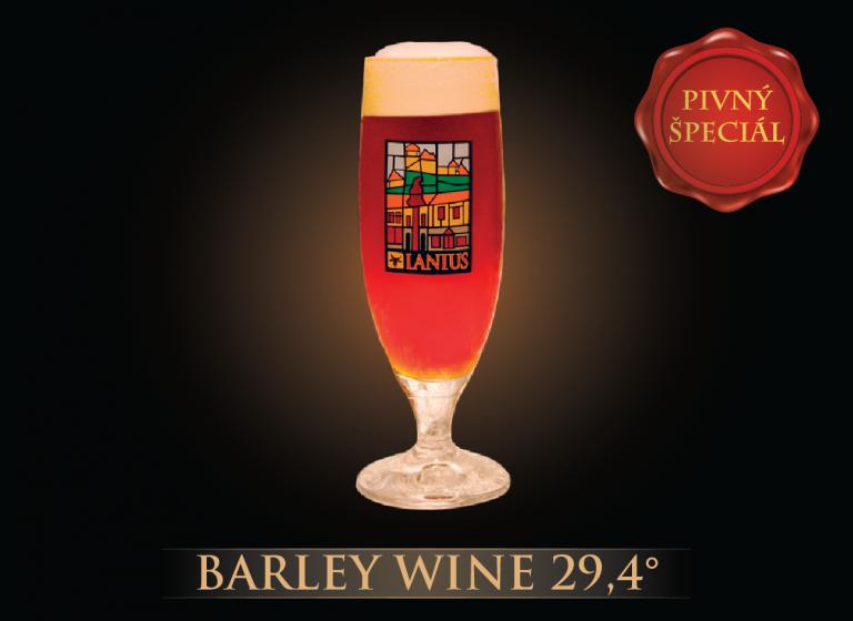 Barley Wine 29,4°