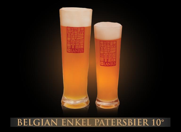 Belgian Enkel PATERSBIER 10°