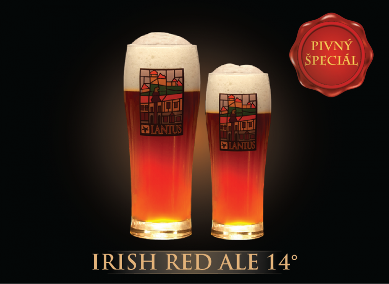 Irish Red Ale 14°