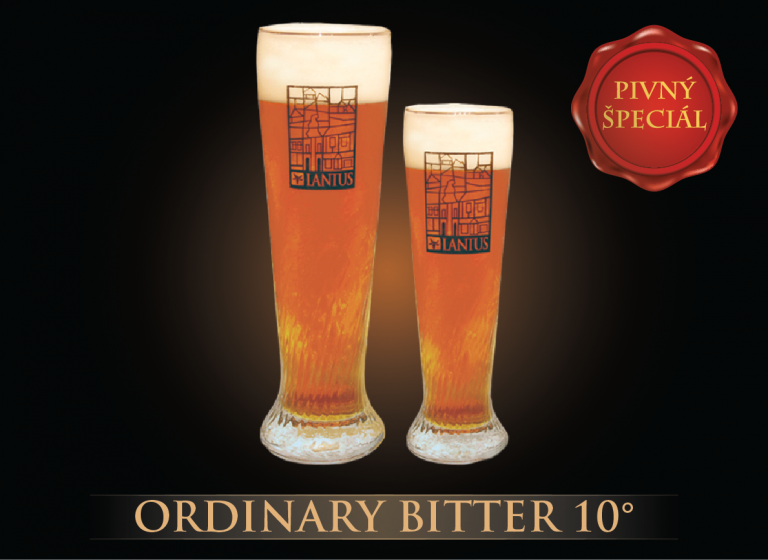 Ordinary Bitter 10°