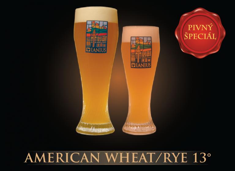 American Wheat/Rye 13°