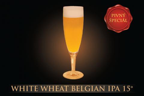 White Wheat Belg. Ipa 15°