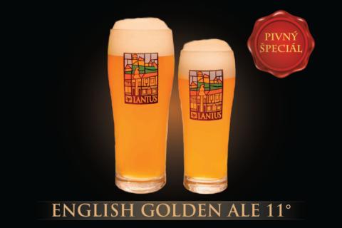 English Golden Ale 11°