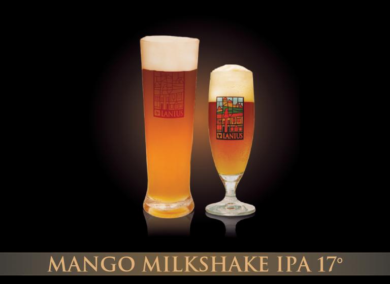 Mango Milkshake IPA 17°
