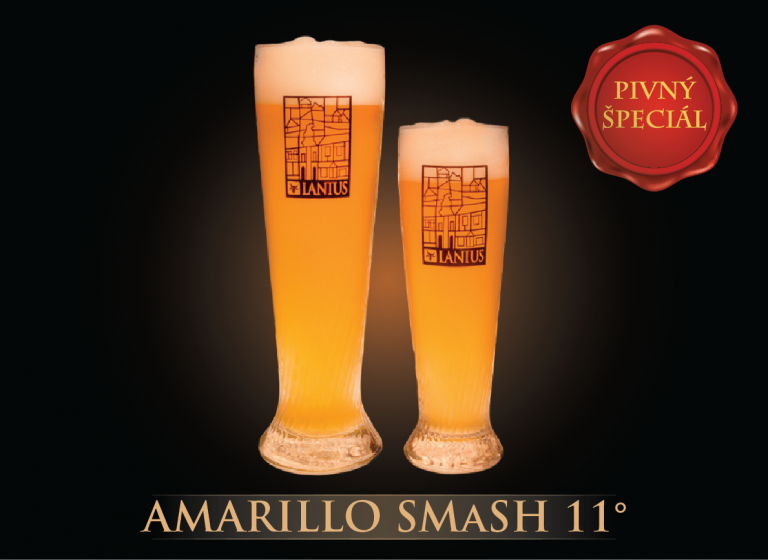 AMARILLO SMASH 11°