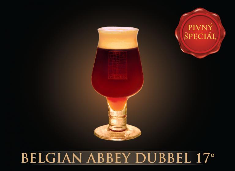 Belgian Abbey Dubbel 17°