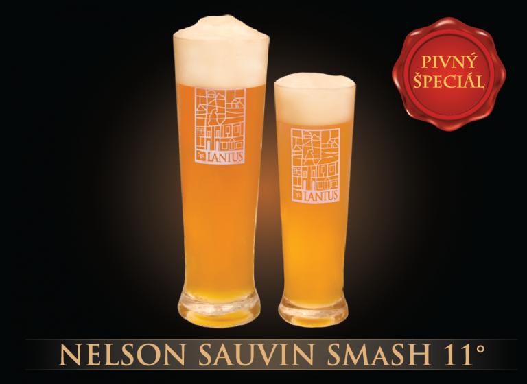 Nelson Sauvin SMaSH 11°