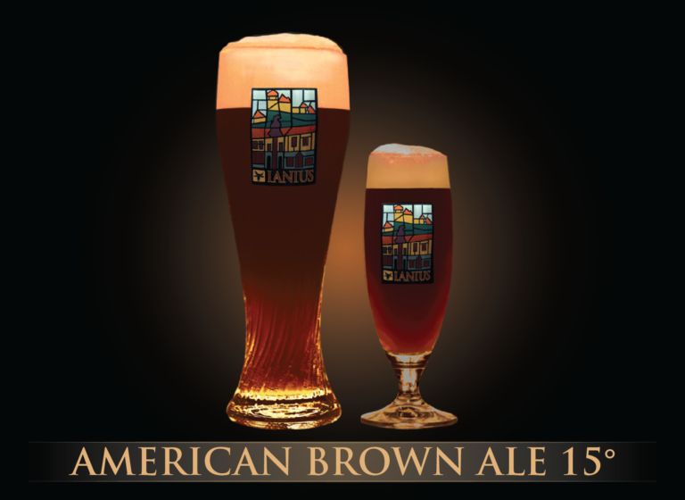 American Brown Ale 15°