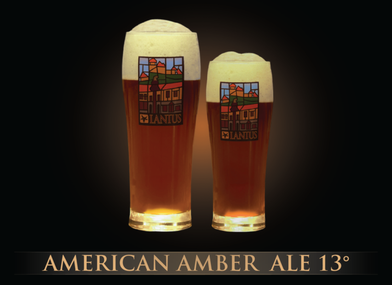 American Amber Ale 13°