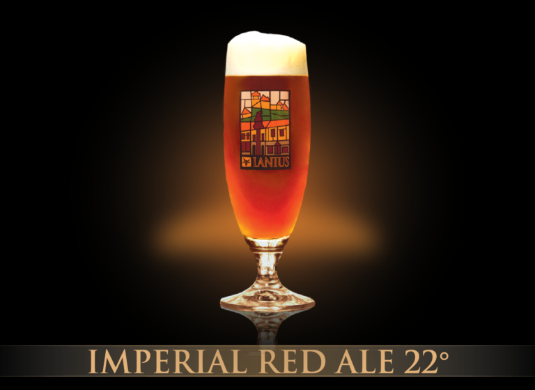 Imperial Red Ale 22°