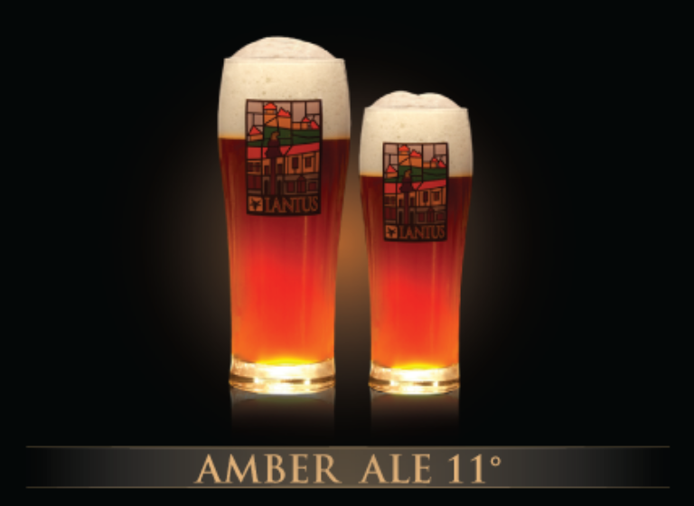 Amber Ale 11°