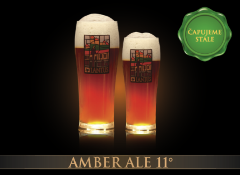 Amber Ale 11°