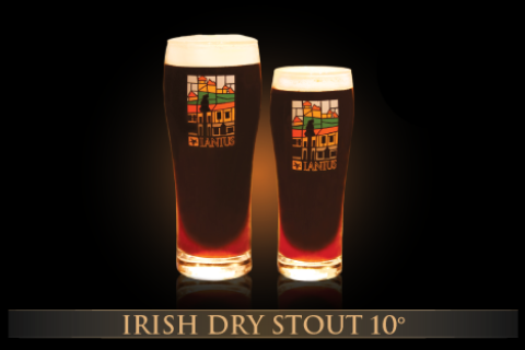 Irish Dry Stout 10°