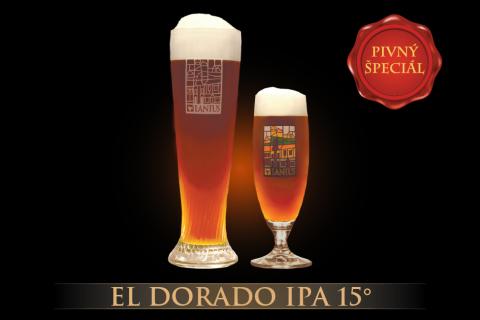 El Dorado IPA 15°
