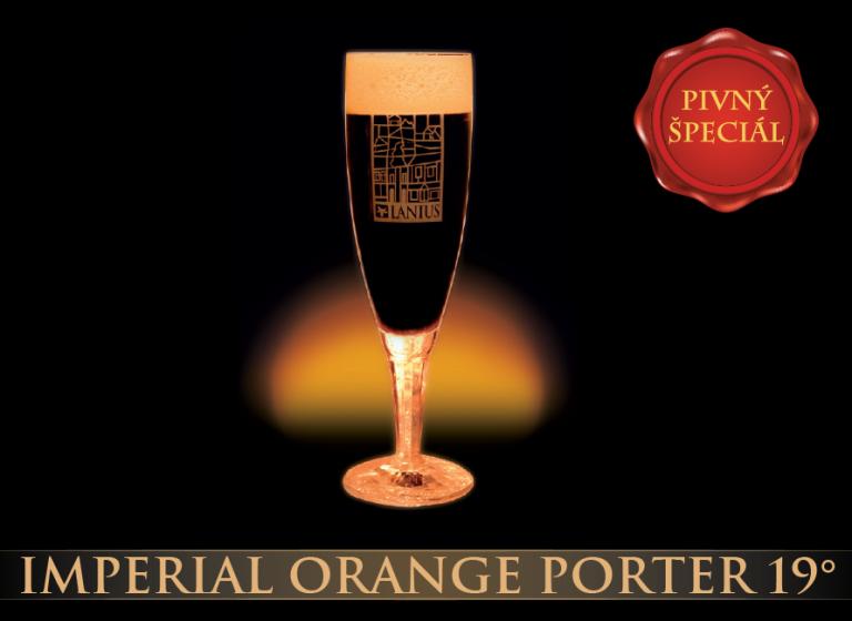 Imperial Orange Porter 19°