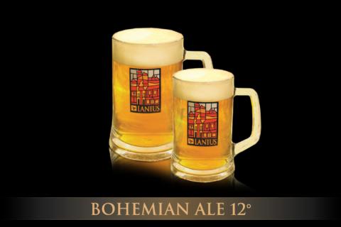 Bohemian Ale 12°