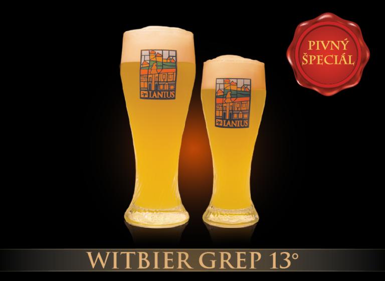 Witbier Grep 13°