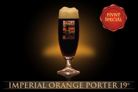 Imperial Orange Porter 19° (2016)