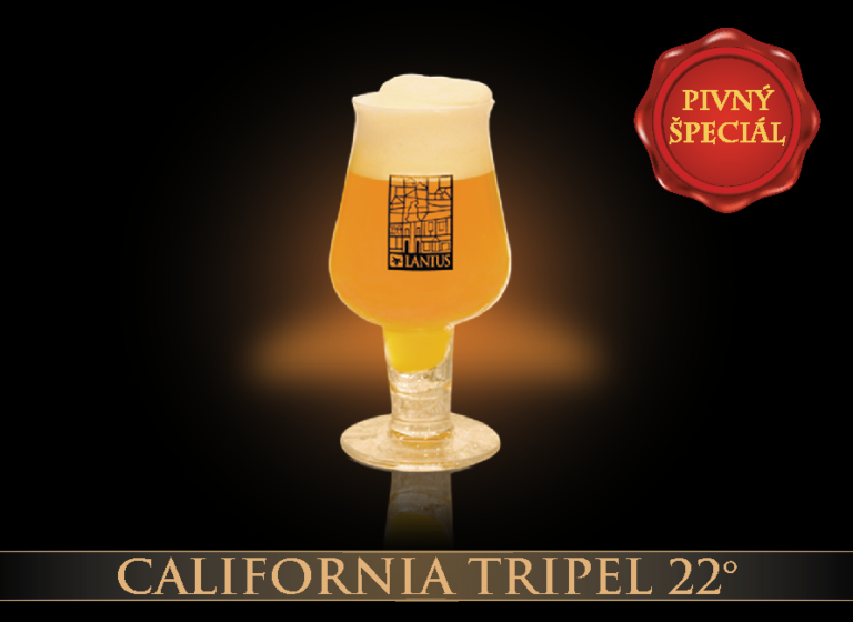California Tripel 22°
