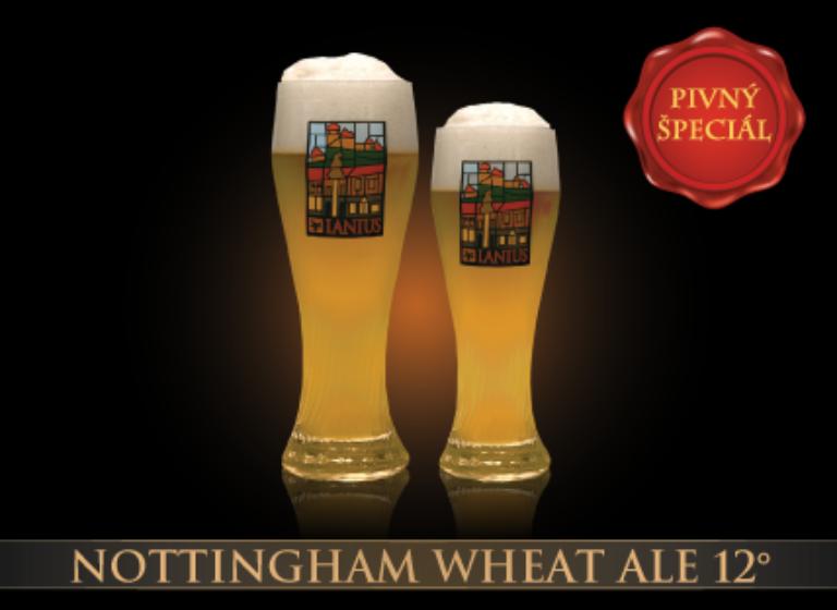 Nottingham Wheat Ale 12°