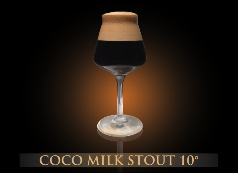 Coco Milk Stout 10°