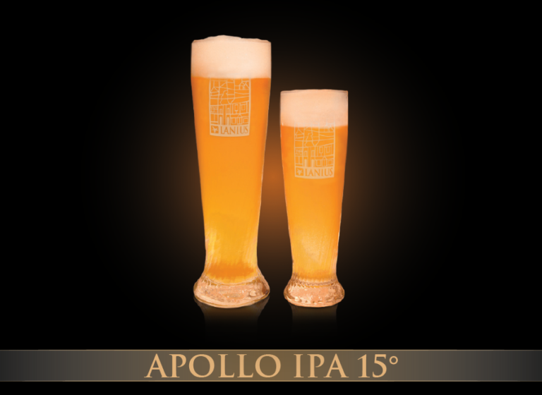 Apollo IPA 15°