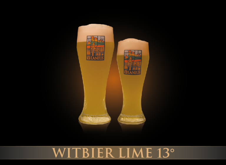 Witbier Lime 13°