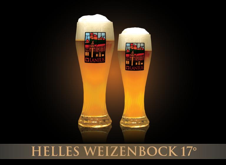 Helles Weizenbock 17°