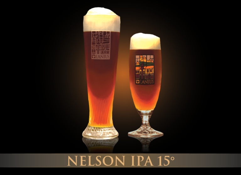 Nelson IPA 15°