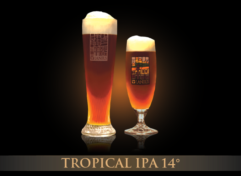 Tropical IPA 14°