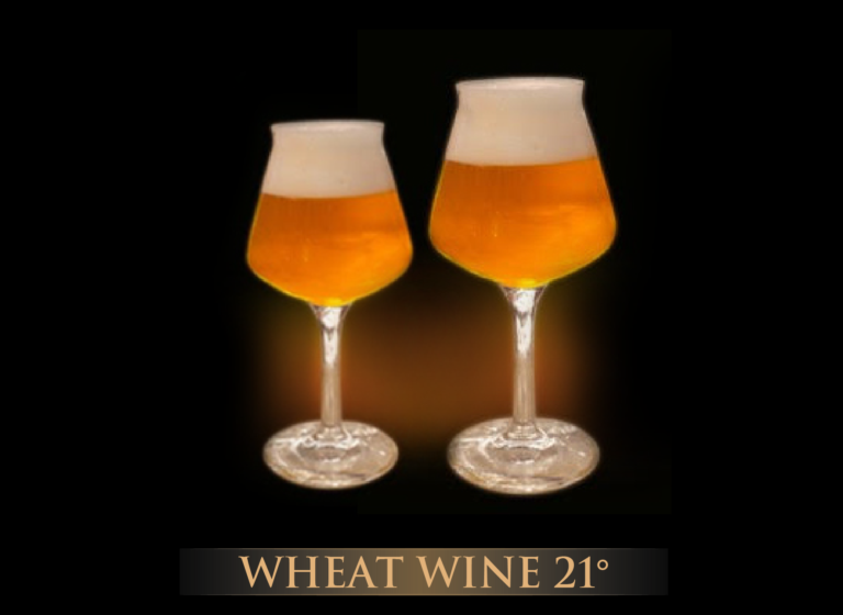 Wheat Wine 21°