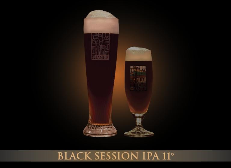 Black Session IPA 11°