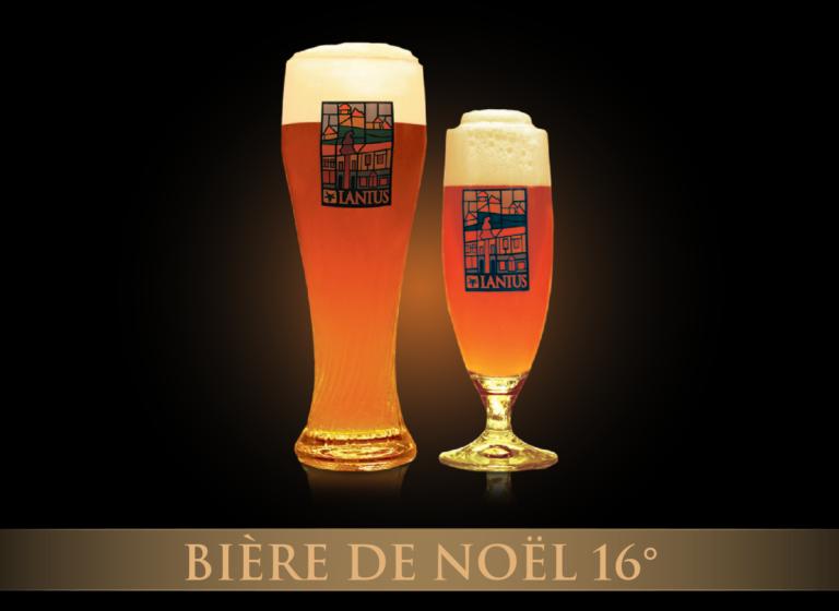Bière De Noël 16°