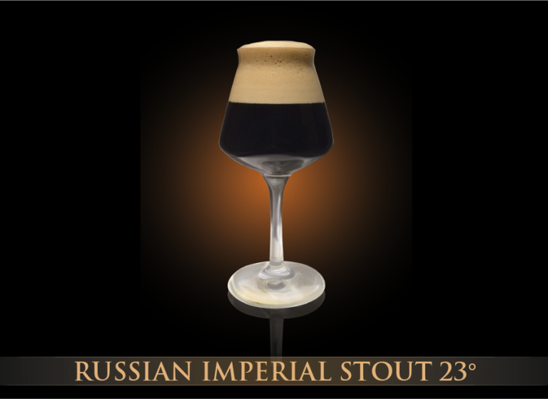 Russian Imperial Stout 28°