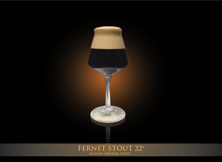 Fernet Stout 22°
